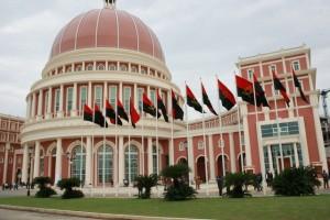 Angola-parlement